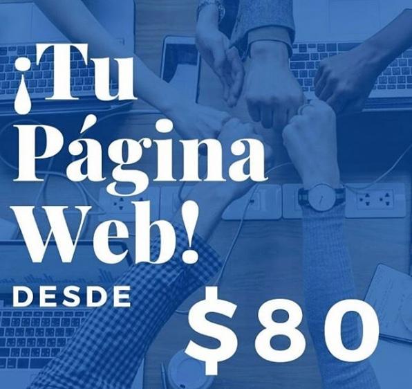 Promoción Página Web